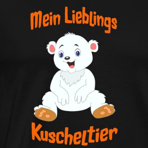Baby Eisbär Mein Lieblings Kuscheltier Comicstyle