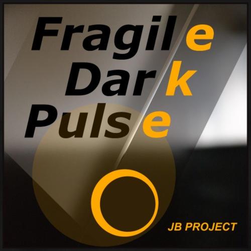 FRAGILE DARK PULSE - T-shirt Premium Homme