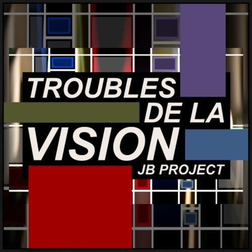 TROUBLES DE LA VISION - T-shirt Premium Homme