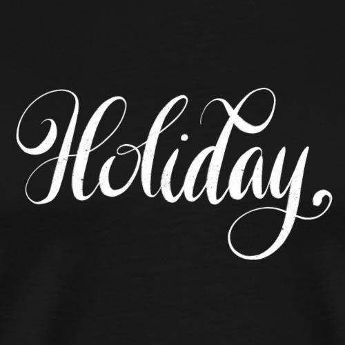 Holiday!
