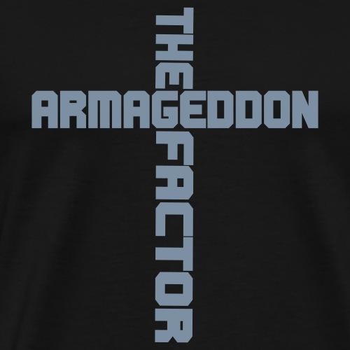 armageddon - Männer Premium T-Shirt