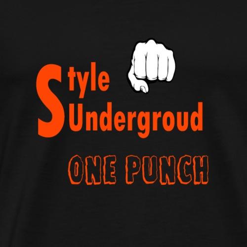 Style undergorund - Camiseta premium hombre