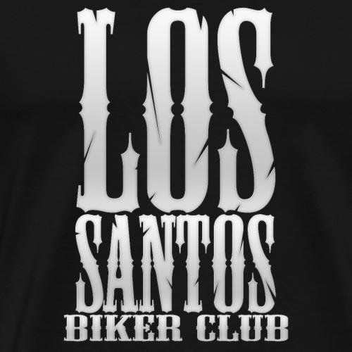 Los Santos Biker Club Shirt - Männer Premium T-Shirt