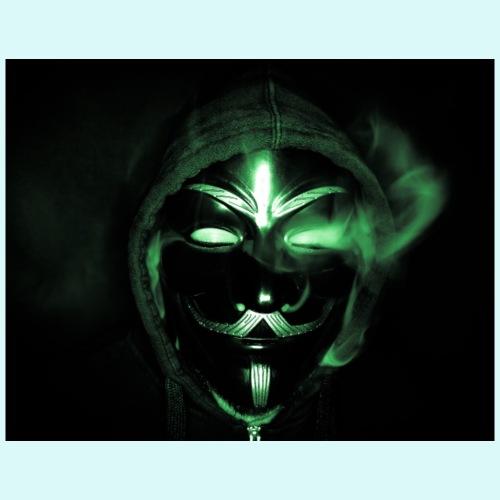 masque - T-shirt Premium Homme