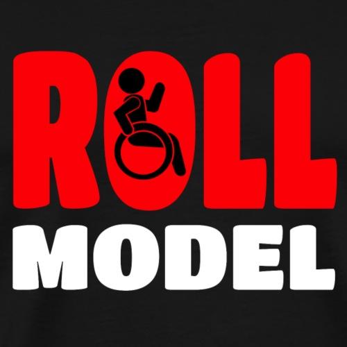 Roll model 015 - Mannen Premium T-shirt