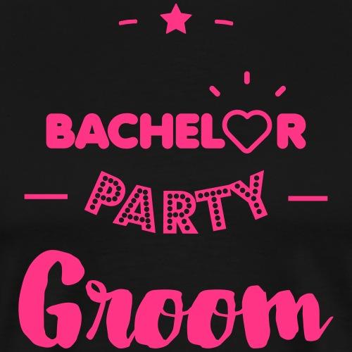 groom - T-shirt Premium Homme