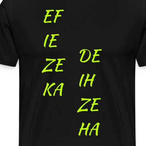 fickdich - Männer Premium T-Shirt
