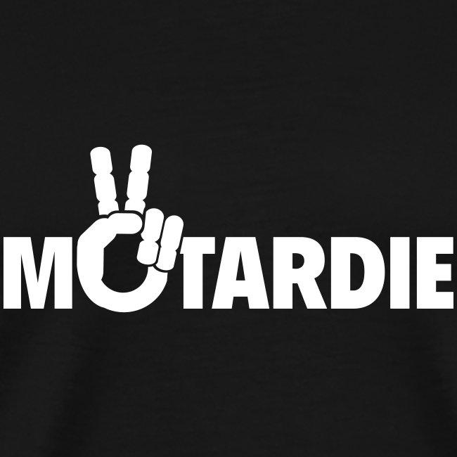 Motardie BLANC