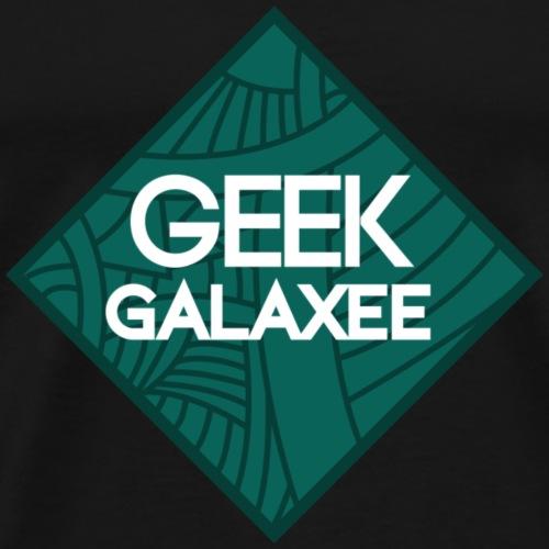 Geek Galaxee - Camiseta premium hombre