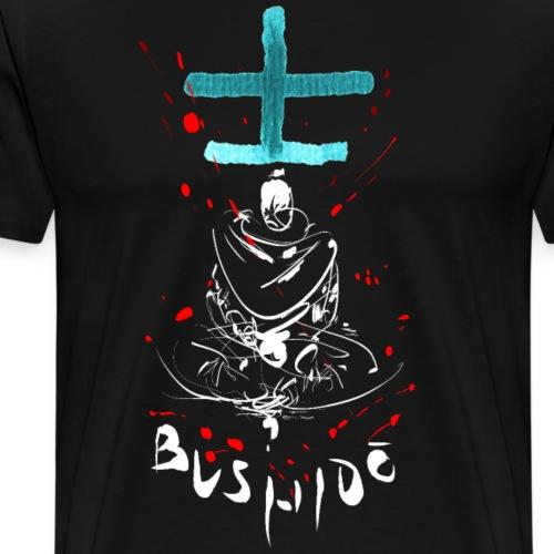 Bushido - The Way of the Warrior - Men's Premium T-Shirt