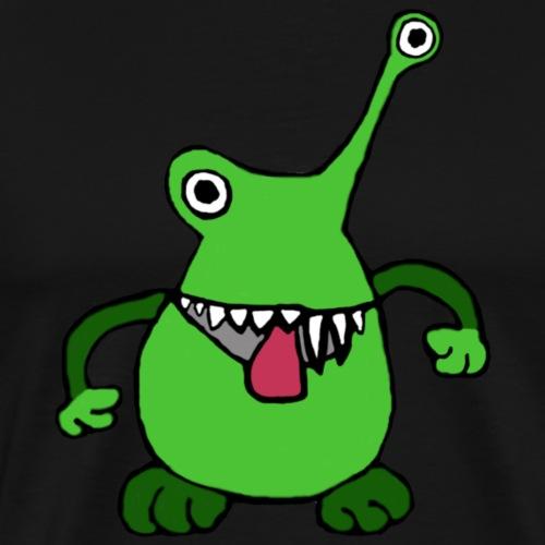 Lustiges Monster von roadtripgirl.ch - Männer Premium T-Shirt