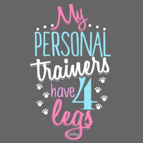 My Personal Trainers - Miesten premium t-paita