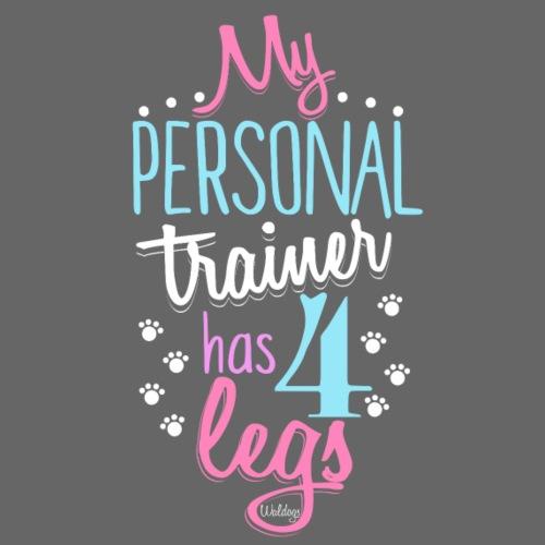 My Personal Trainer - Miesten premium t-paita