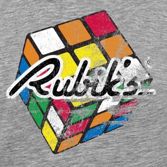Rubik's Cube Colourful Retro Magic Cube