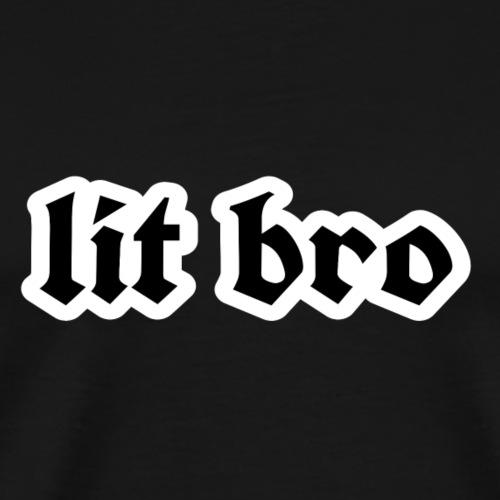 lit - Camiseta premium hombre