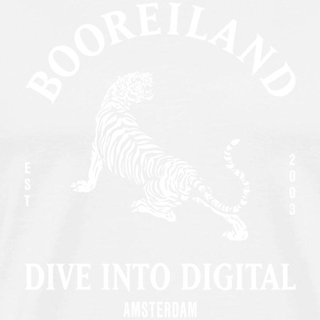 Booreiland Vintage Tiger