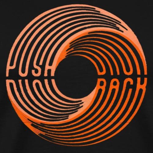Push Rack - Camiseta premium hombre