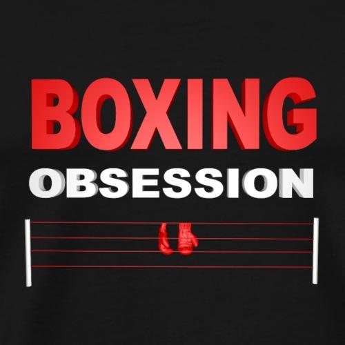 BOXING - T-shirt Premium Homme