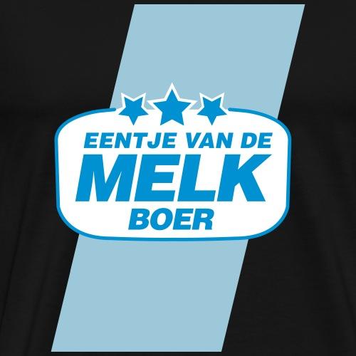 melkboer - Mannen Premium T-shirt
