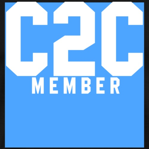 C2C MEMBER - Männer Premium T-Shirt