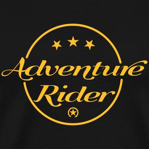 Adventure Rider - Koszulka męska Premium