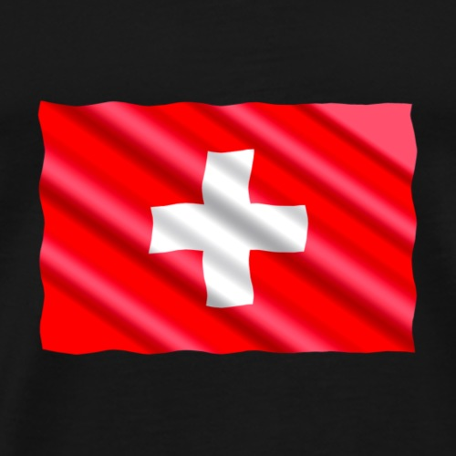 Switzerland Flagge
