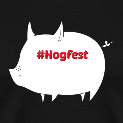 Hogfest - Men's Premium T-Shirt