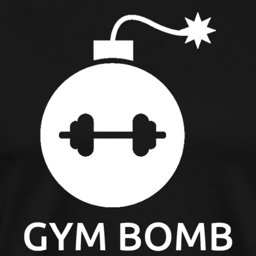 GymBombW - Men's Premium T-Shirt