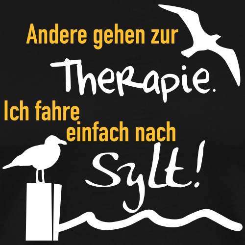 Therapie Shops - Männer Premium T-Shirt