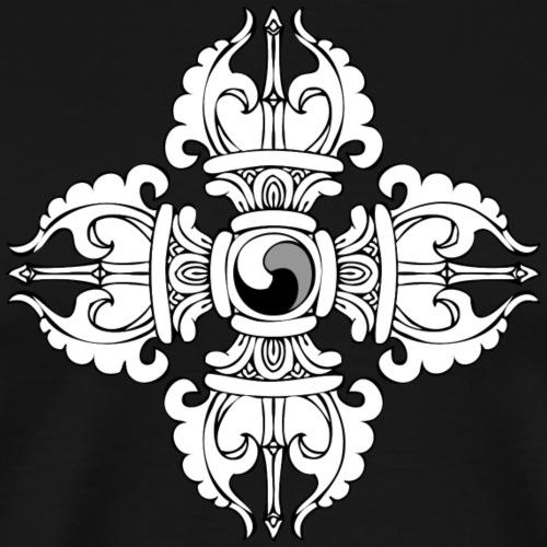 Dorje Vajra - Männer Premium T-Shirt