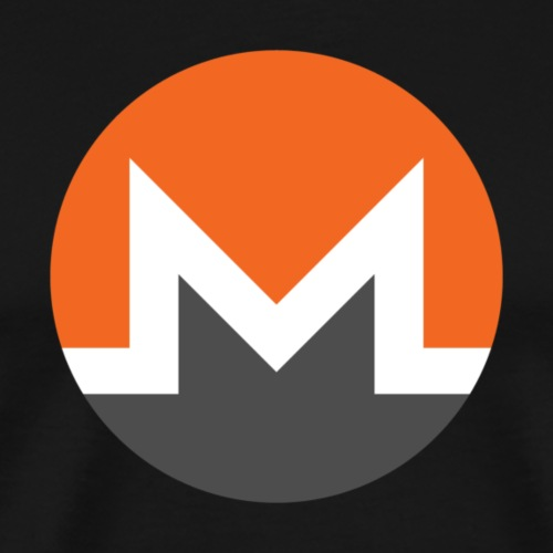 Monero - Men's Premium T-Shirt