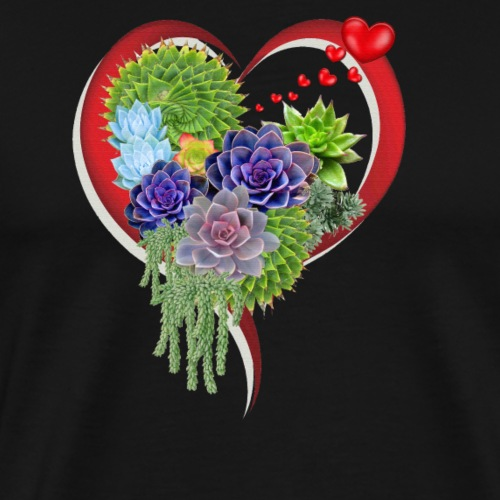 With Love - Men's Premium T-Shirt