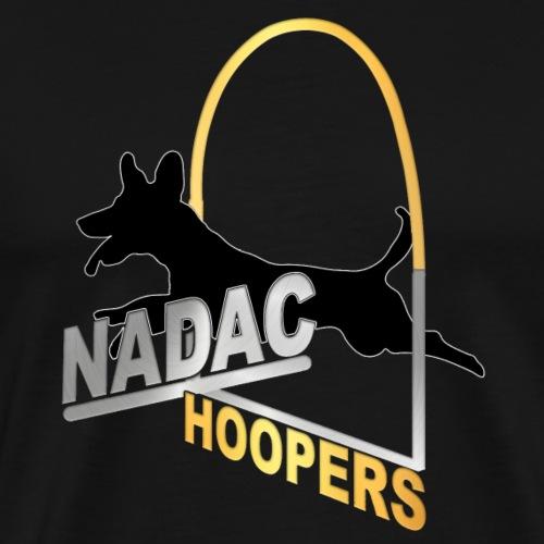 NADAC HOOPERS - Männer Premium T-Shirt
