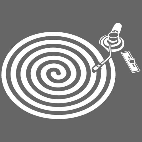 spirale giradischi - Maglietta Premium da uomo