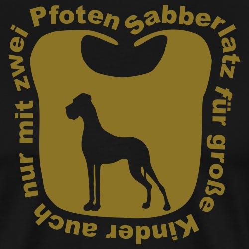 Sabberlatz - Männer Premium T-Shirt