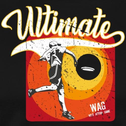 ULTIMATE - WILD ACTION GAME - Maglietta Premium da uomo
