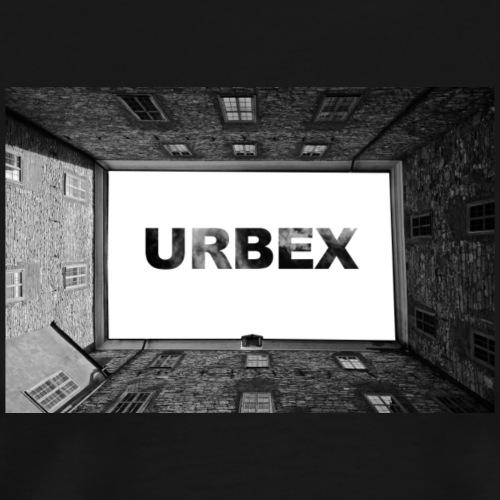 buildings urbex - T-shirt Premium Homme