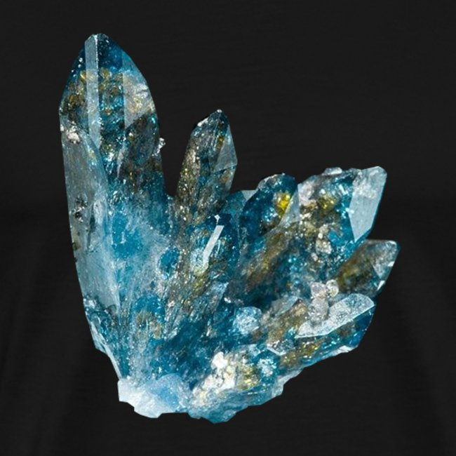 Scorodit Skorodit Mineral Kristall Phosphat