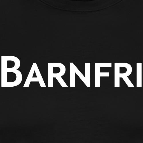 Barnfri - Premium-T-shirt herr