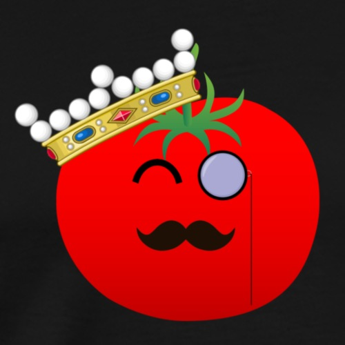 Tomatbaråonin - Premium-T-shirt herr