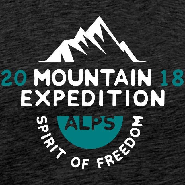 MOUNTAIN EXPECTION - ALPS