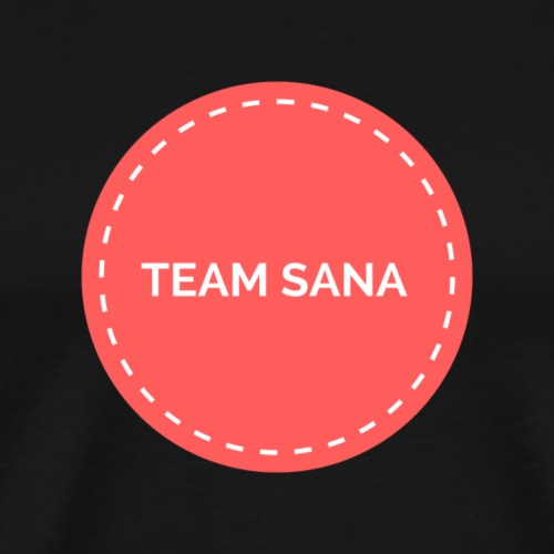 TEAM SANA - Premium T-skjorte for menn