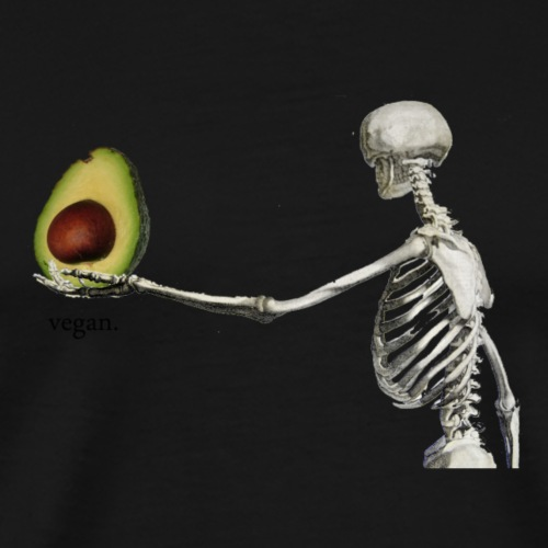 Behold, Avocado! - Men's Premium T-Shirt
