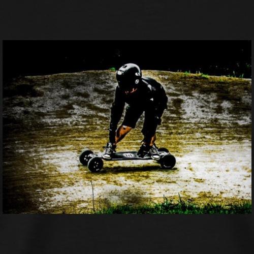 boardercross - T-shirt Premium Homme