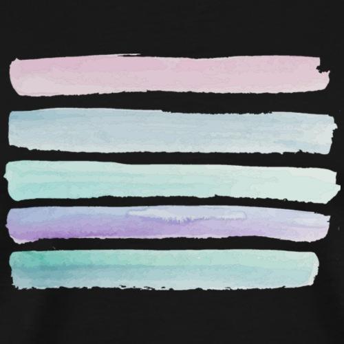 Shirt Druckerei 24 Hintergrund - Männer Premium T-Shirt