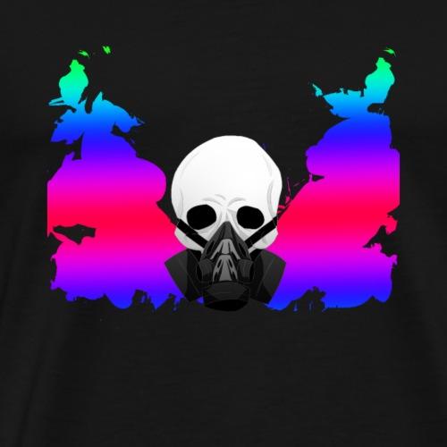 PunkSkull - Men's Premium T-Shirt
