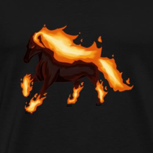 War Horse - Men's Premium T-Shirt