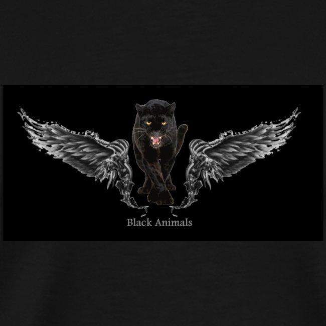 panthère ange