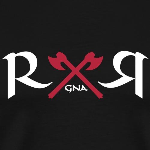 Ragnar_2 - Männer Premium T-Shirt