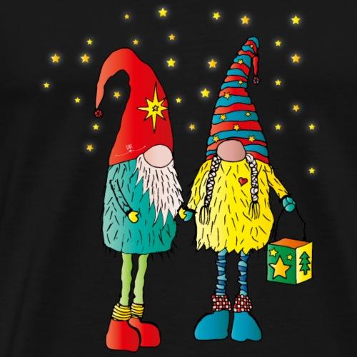 Weihnachtswichteln - Männer Premium T-Shirt